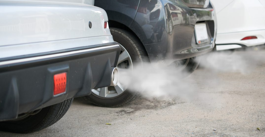 Metro Vancouver air quality to improve despite more cars on the road: report