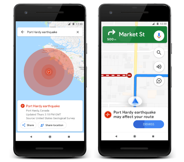 Google Maps launches new SOS alerts in Canada | Venture