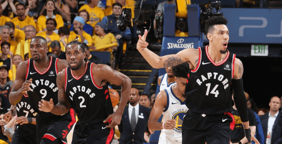 Raptors beat Warriors on their home court to take NBA Finals series lead