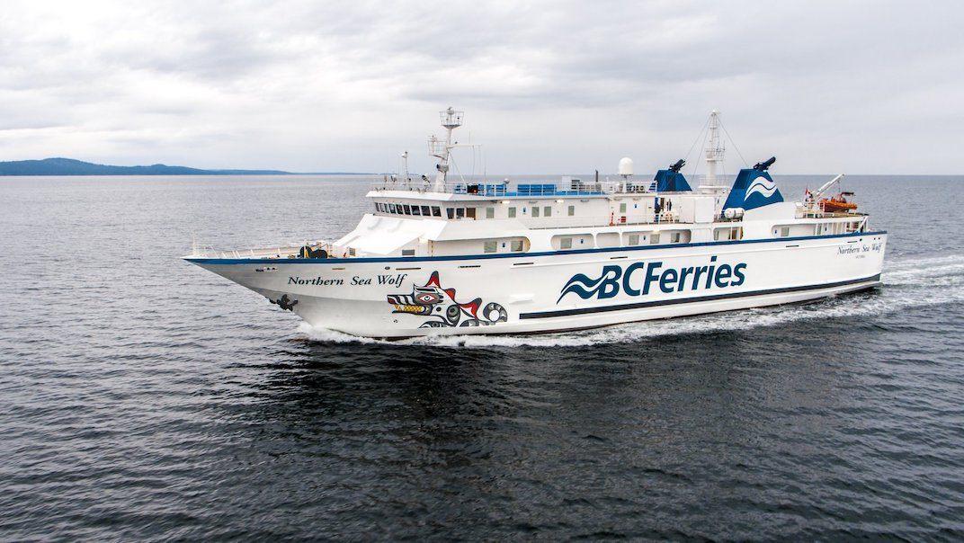 BC Ferries Northern Sea Wolf