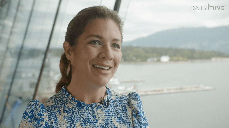 'I am a woman, I have a girl': Sophie GrégoireTrudeau on why gender equality matters (VIDEO)