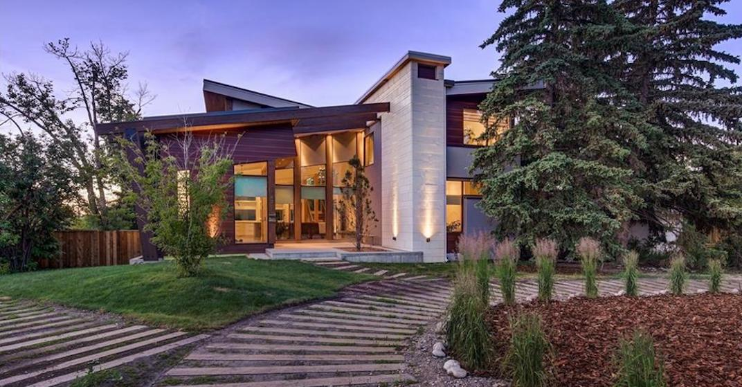 $3 million 'dream home' in Calgary being raffled off by couple (PHOTOS)