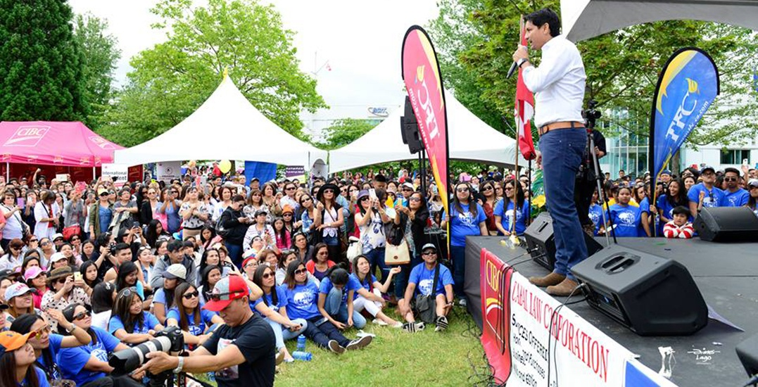 Philippine Days 2019 is being held in North Vancouver this weekend