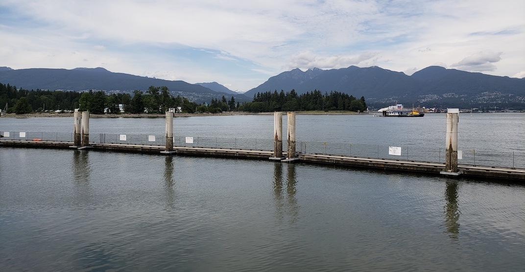 Harbour Green Park Vancouver dock