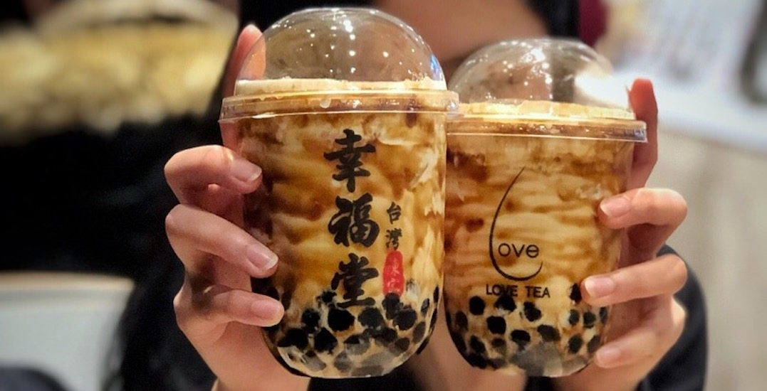 Bubble tea chain Xing Fu Tang to open in the Marpole area this weekend
