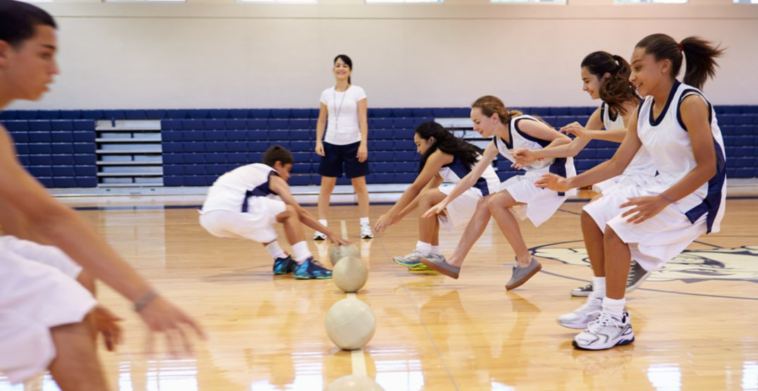 Dodgeball in gym class equates to 'legalized bullying': UBC professor