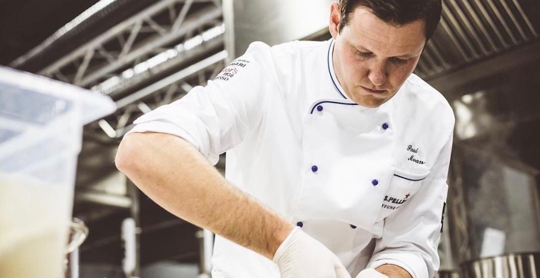 Meet the new Top Chef Canada: Executive Chef Paul Moran