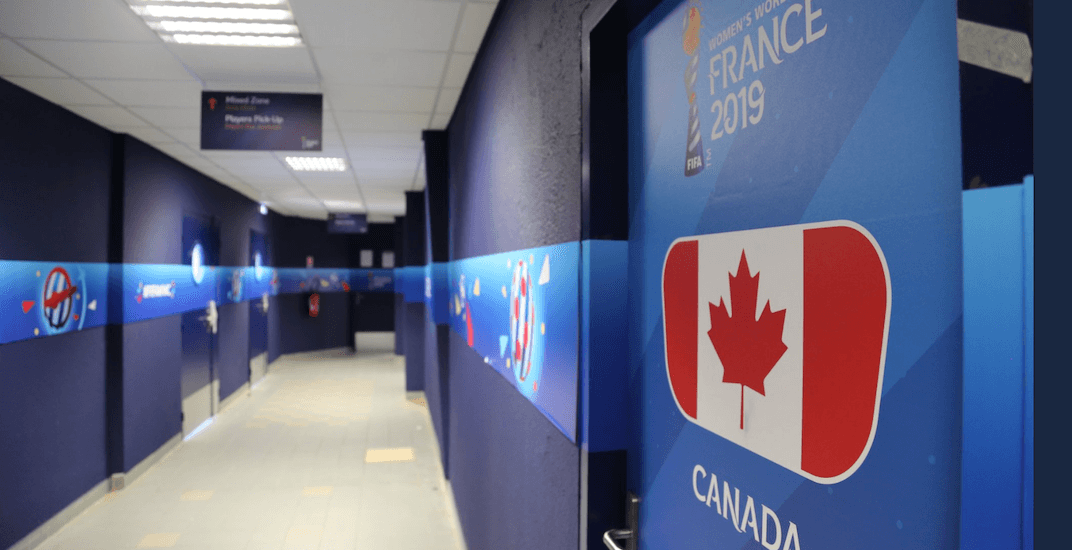 canada world cup women