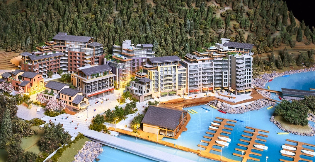 Transformative development in Horseshoe Bay well underway (RENDERINGS)