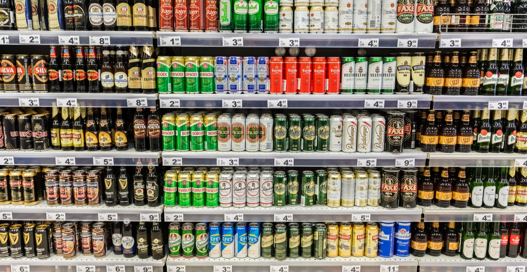 More Toronto grocery stores will soon be carrying booze