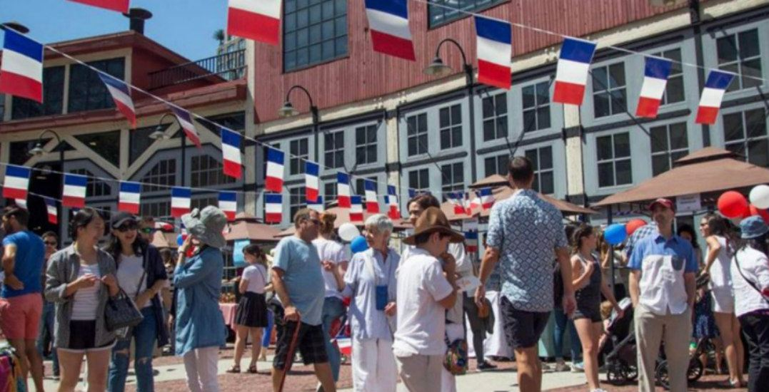 Celebrate all things French at this free Bastille Day Festival in Vancouver