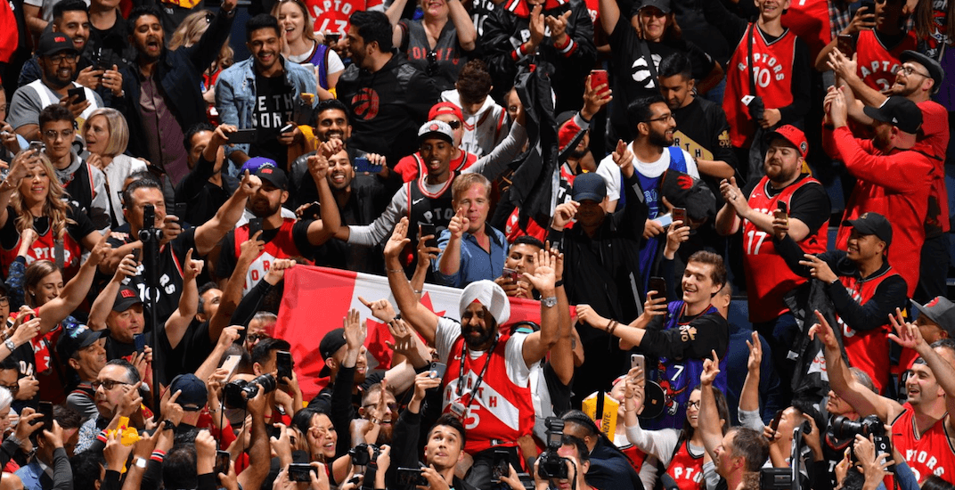 Raptors Game 5 tickets are highest selling of all-time