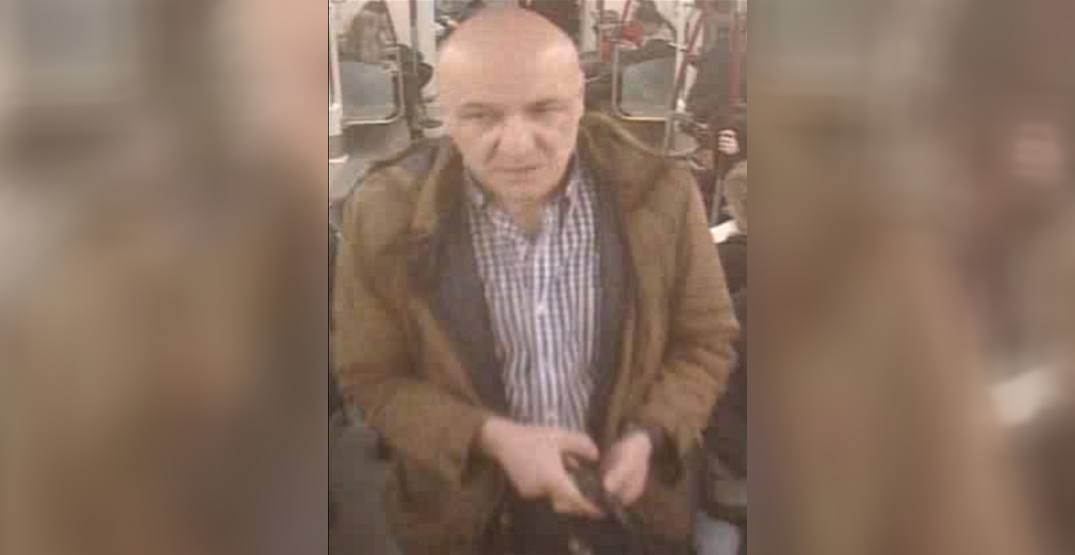 Suspect wanted for multiple alleged sexual assaults on TTC subway: police