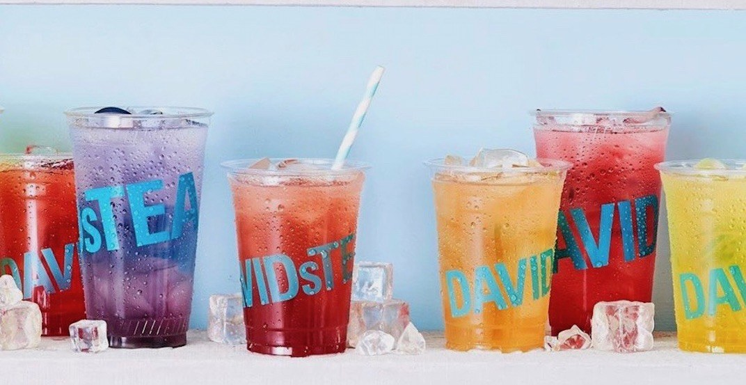 DavidsTea is offering FREE iced tea across Canada June 10