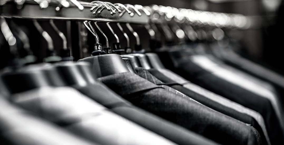 Save up to 70% at Vancouver's HUGO BOSS warehouse sale