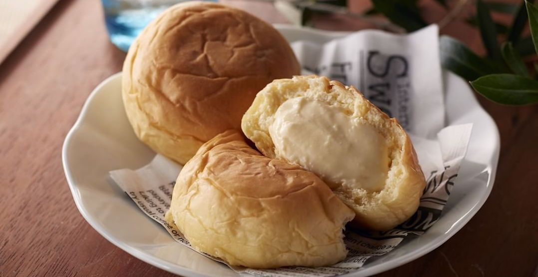 Japanese dessert shop giving away FREE cream buns June 14 and 15
