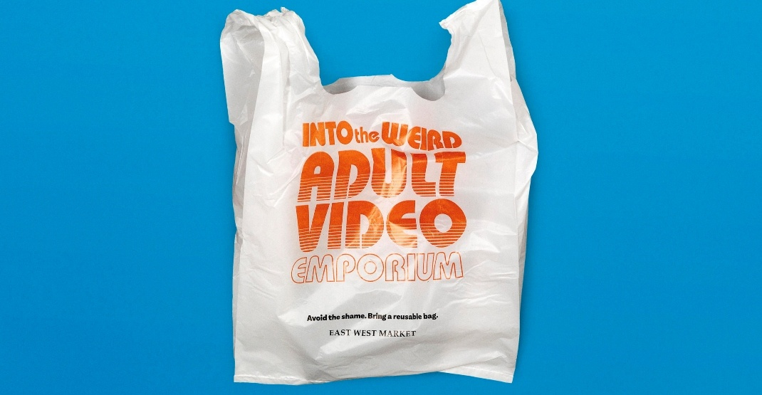 Plastic bags meant to shame Vancouver shoppers end up being wildly popular instead