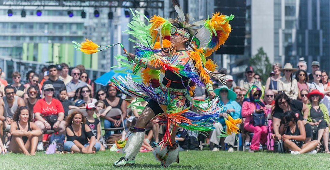 Toronto's Indigenous Arts Festival is happening at Fort York June 21 to 23