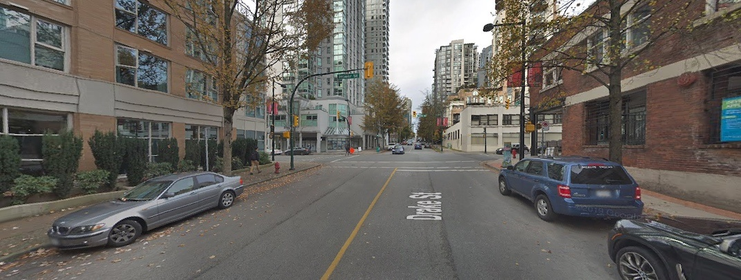 Drake Street Vancouver