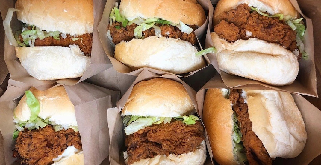 Cluck 'N' Cleaver announces cheap chicken sandwich deal