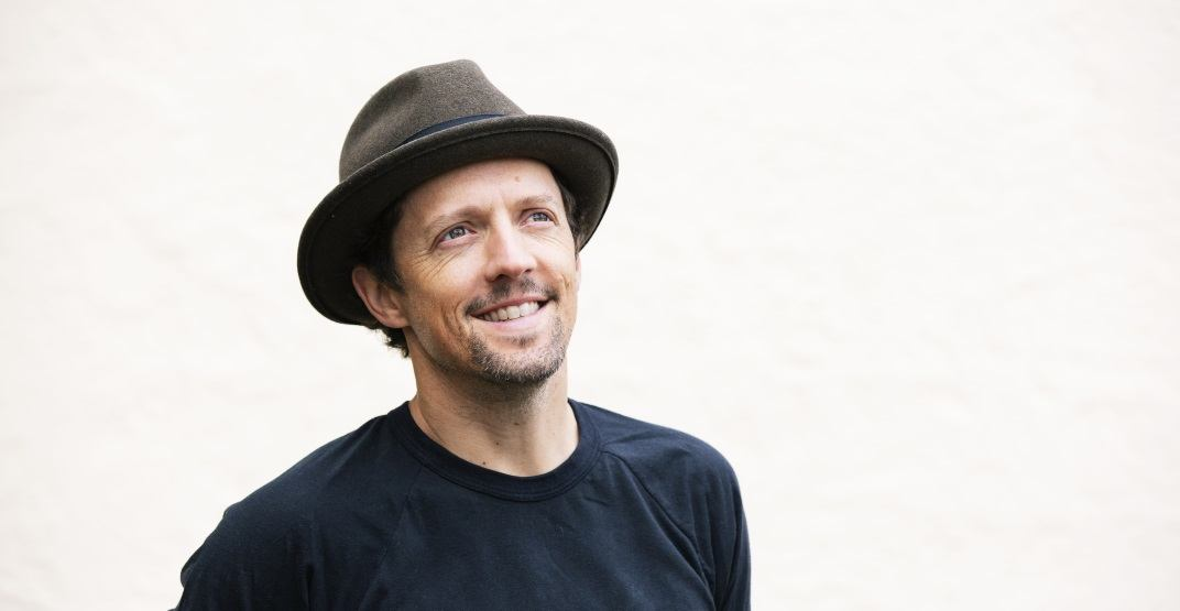 Win tickets to see Jason Mraz at the Jack Singer Concert Hall (CONTEST)