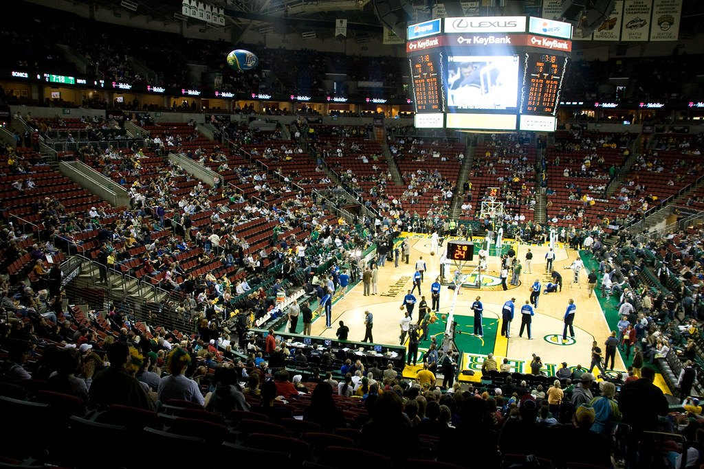 Seattle Key Arena