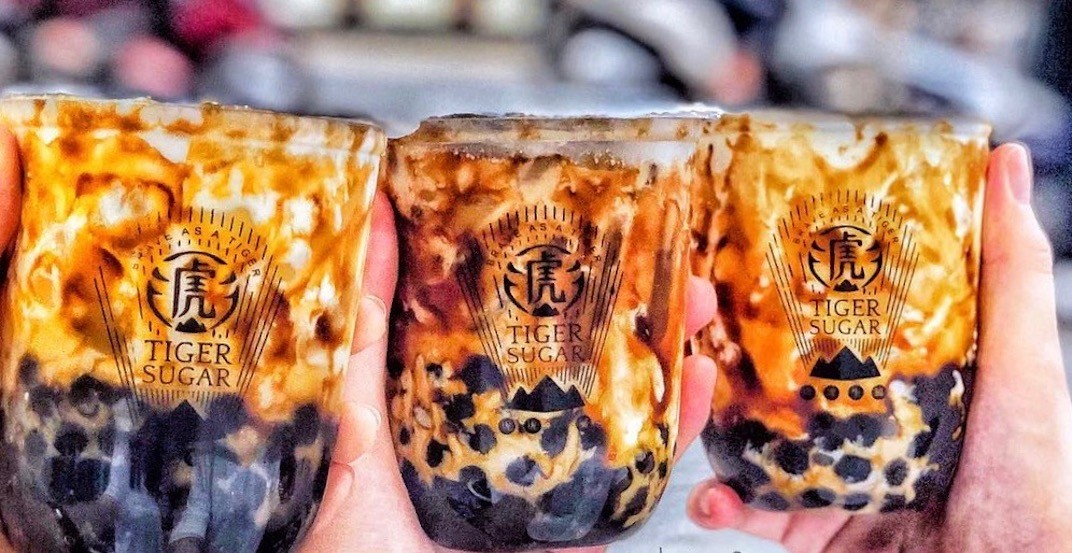 Taiwanese bubble tea chain 'Tiger Sugar' to open first Vancouver location