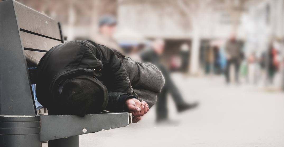 BC announces $6 million grant to help fight homelessness across province