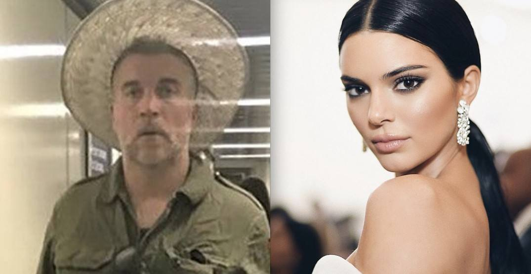 Canadian man deported from US for stalking Kendall Jenner