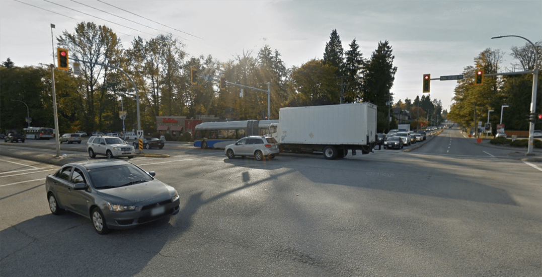 These are Surrey's top 10 locations for car accidents