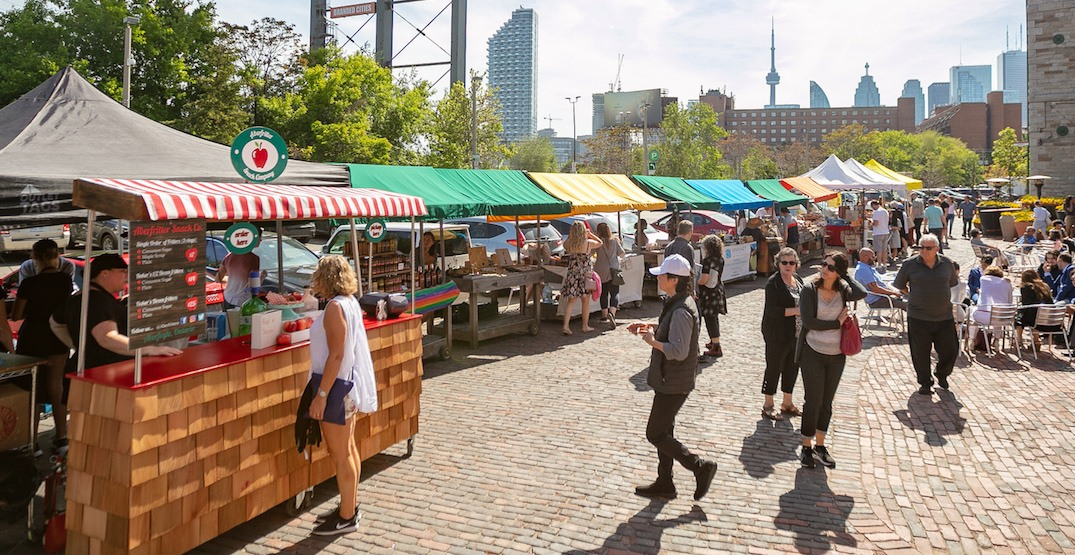 These are all the events happening in the Distillery District this summer