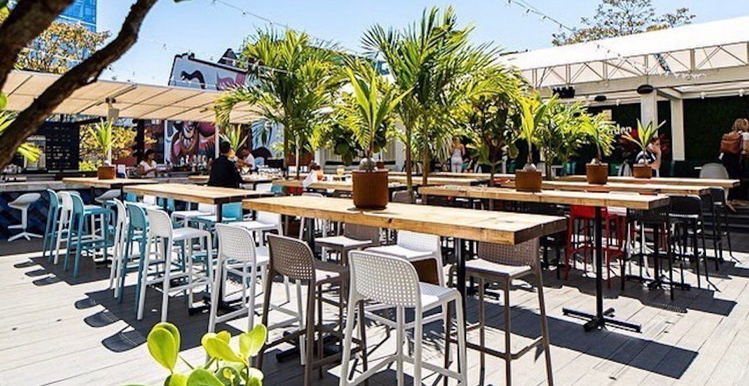 This new downtown rooftop patio is a real urban oasis (PHOTOS)
