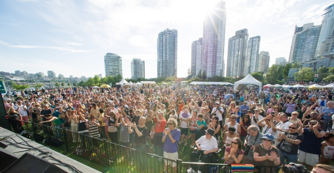 There are over 150 free shows at the Vancouver International Jazz Festival 2019