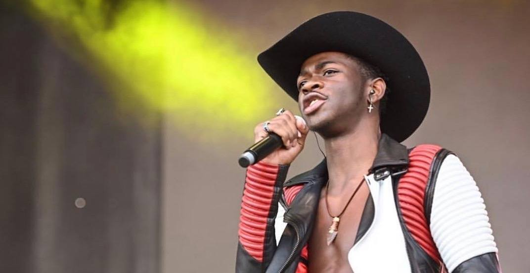 Lil Nas X is performing at the Cowboys Music Festival Tent July 12