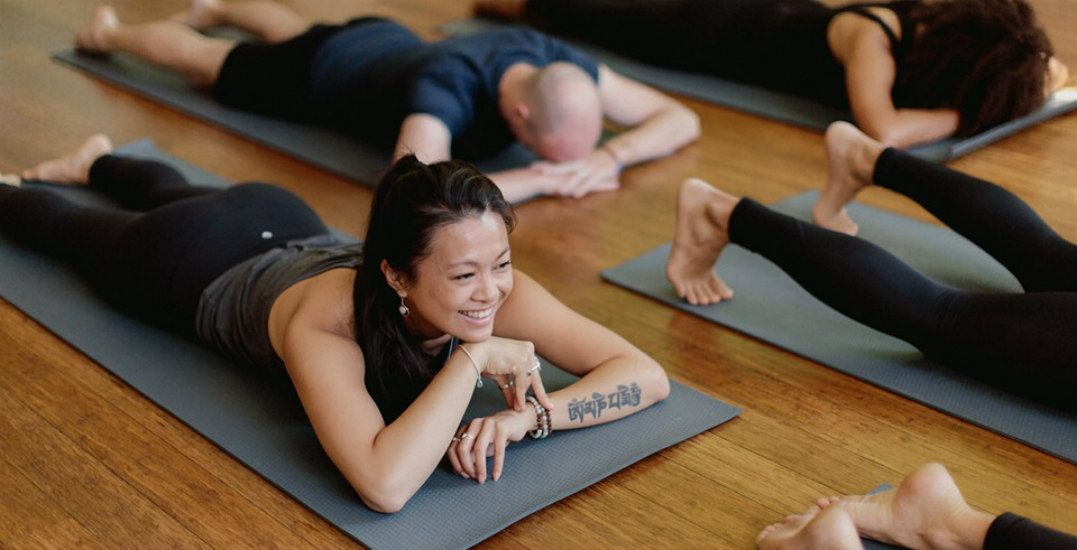 Summertime zen: Win 10 classes at YYOGA for you and a friend (CONTEST)