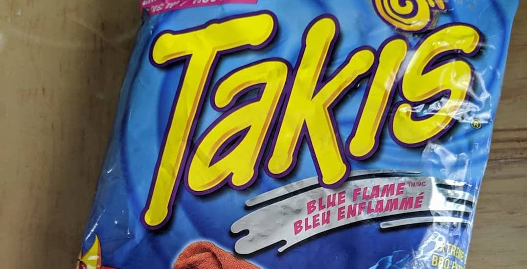 Whatever you do, do not eat these limited edition snacks from TAKIS