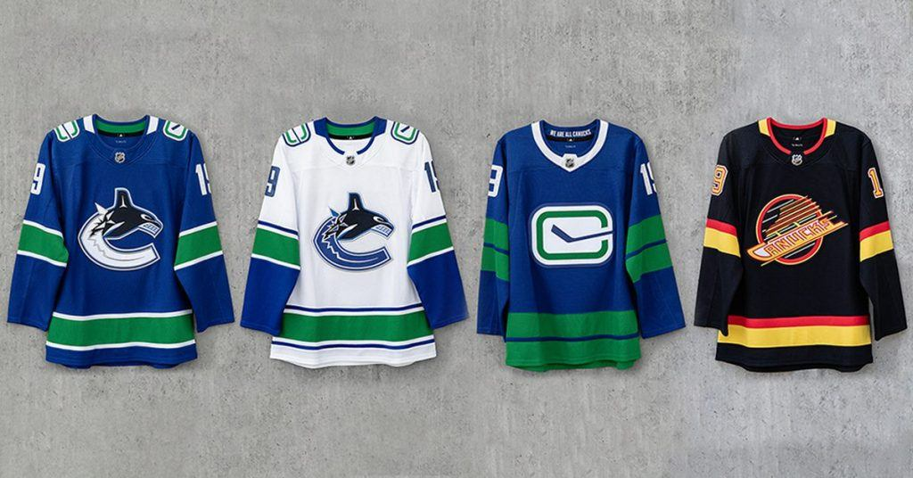 new canucks jerseys