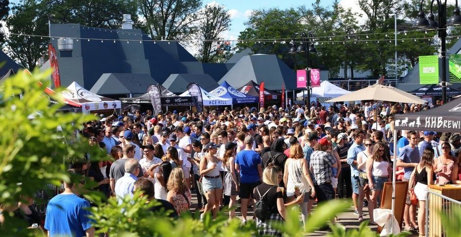 A massive 3-day Craft Beer Festival is coming to Toronto next week