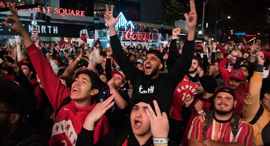 Toronto Raptors brand 'more powerful than Tim Hortons' right now