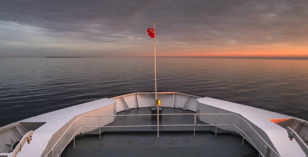 Here's why the Chi-Cheemaun is its own destination on the waters of Georgian Bay