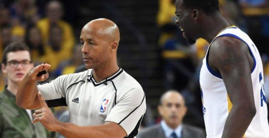 Raptors always win when this referee officiates… and he's reffing tonight