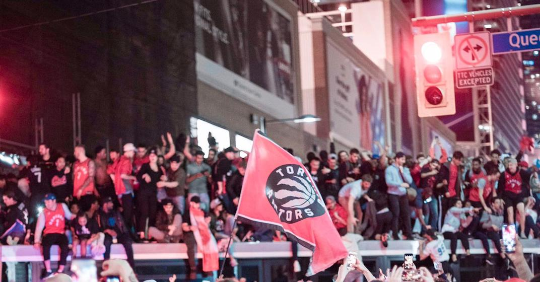 Here's what Toronto looked like when the Raptors won the championship (PHOTOS)