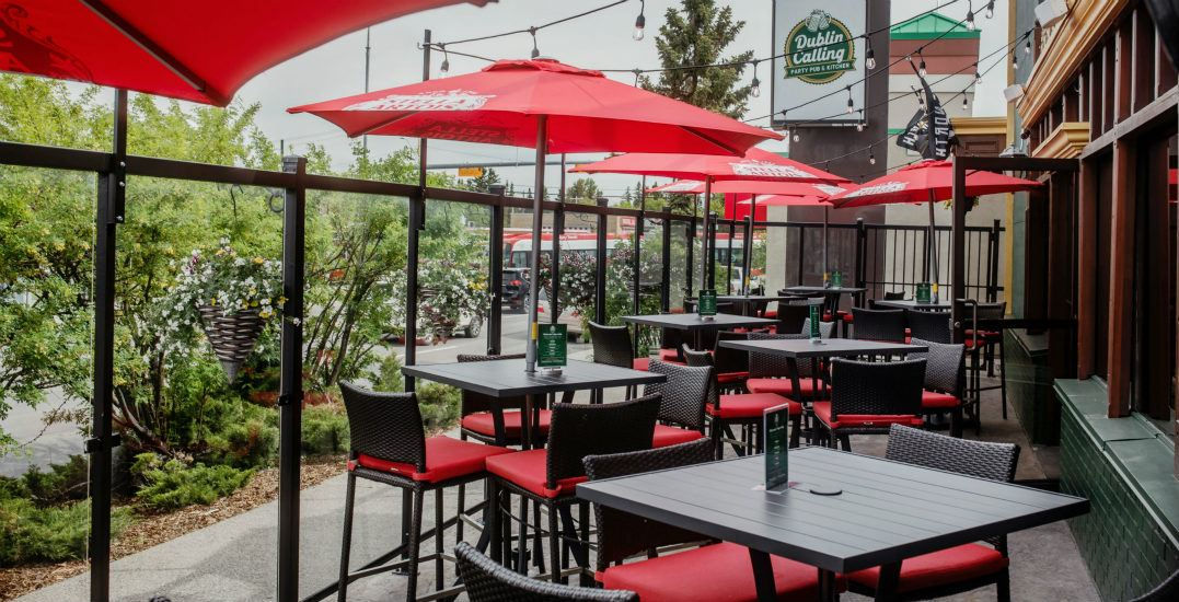 This new Calgary patio has $3.50 pints of Guinness during happy hour