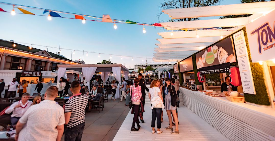 Toronto is getting a fresh new night market starting June 15