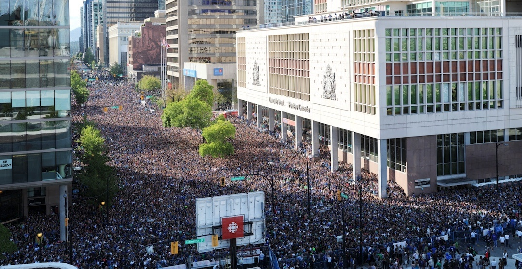 Vancouver is still scared to hold big city events even 8 years after Stanley Cup Riot