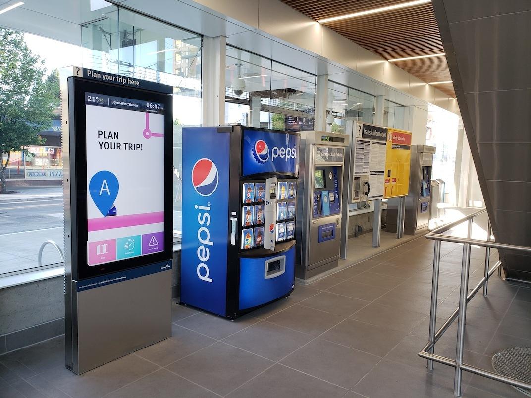 Joyce-Collingwood Station SkyTrain