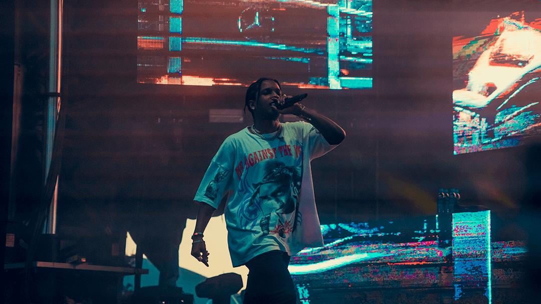 ASAP Rocky Breakout Festival 2019