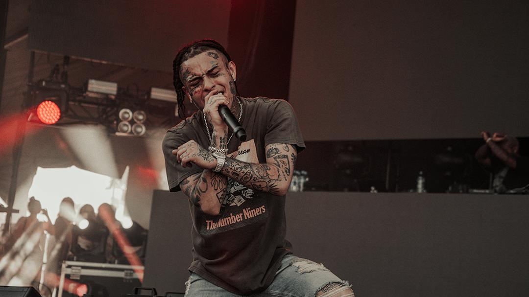 Lil Skies Breakout Festival 2019