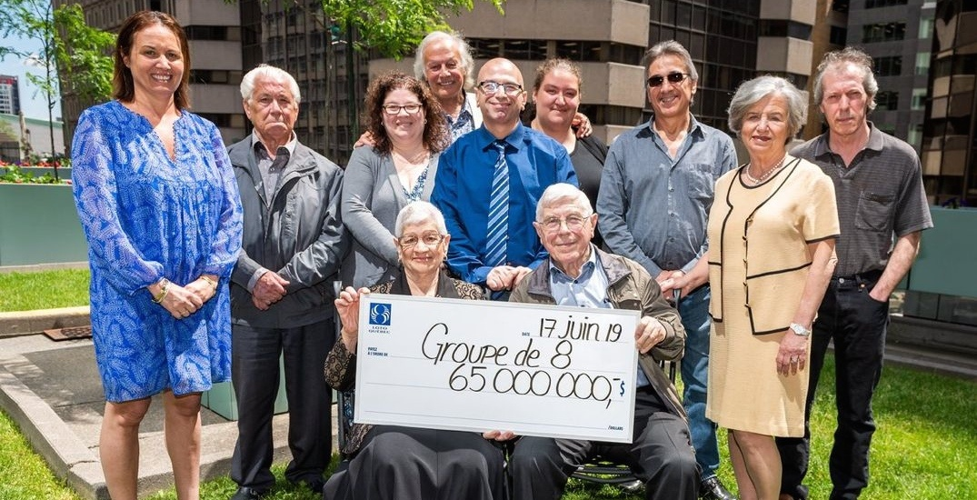 Montreal family wins historic $65M lottery two years after nabbing $1M jackpot