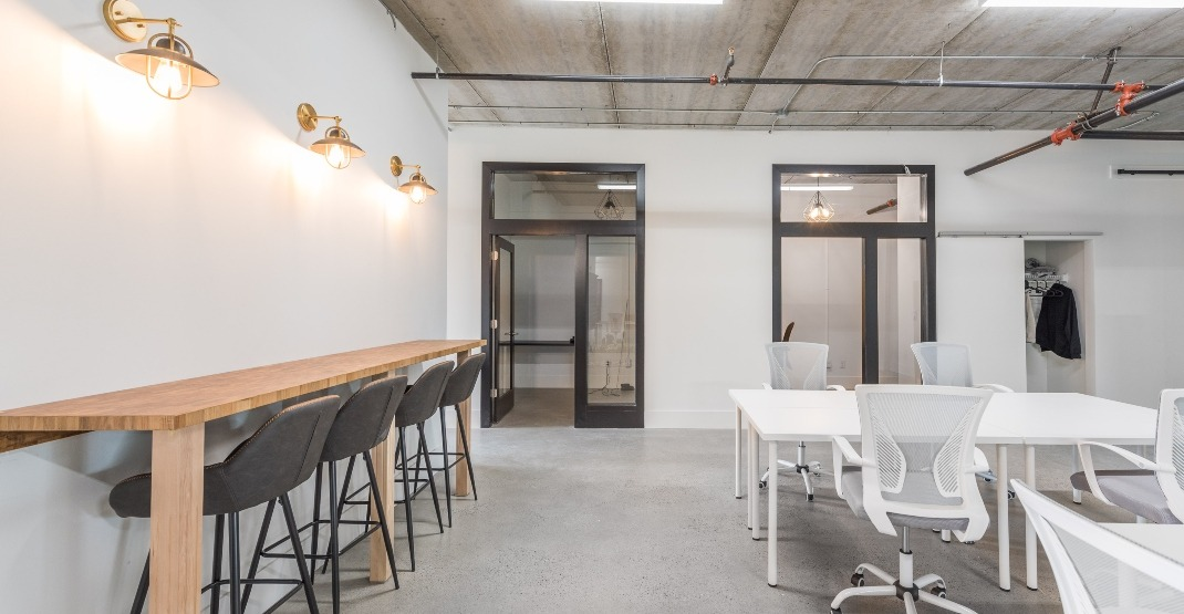 A new co-working space just opened in Strathcona (PHOTOS)